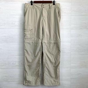 Columbia Omni Shade Sun Protection Zip Off Pants